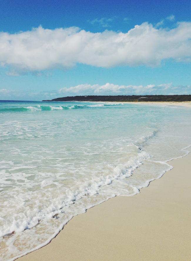 Bunker Beach Southwest Australia