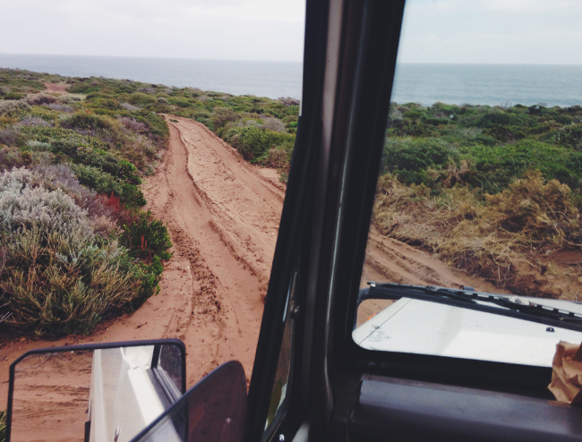 Troopie Offroad Adventure South Western Australia