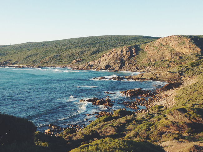 Cape Naturaliste National Park Margaret River South Western Australia