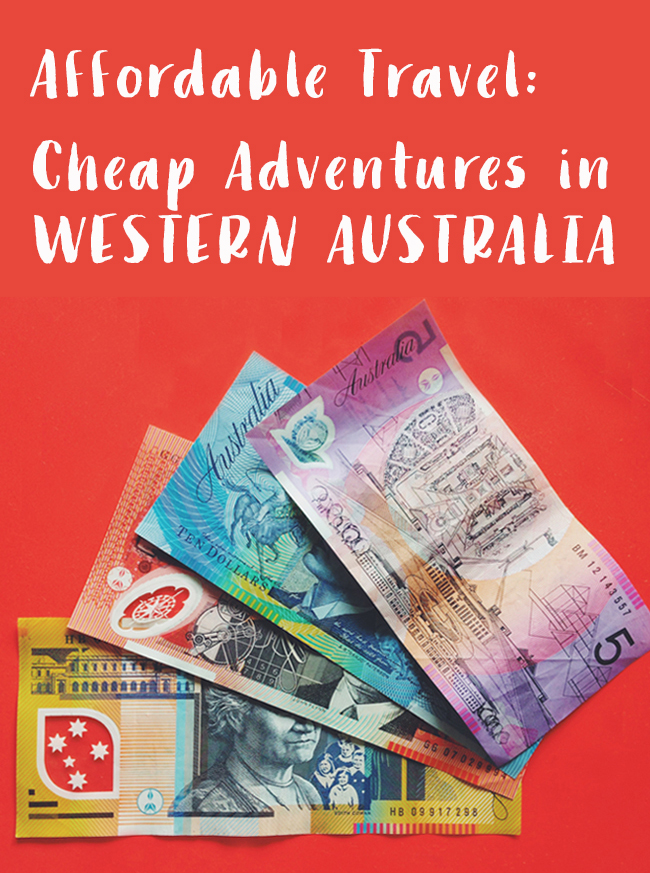 Cheap Travel Ideas in Western Australia