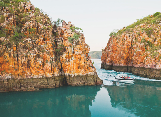Horizontal Falls Broome Western Australia