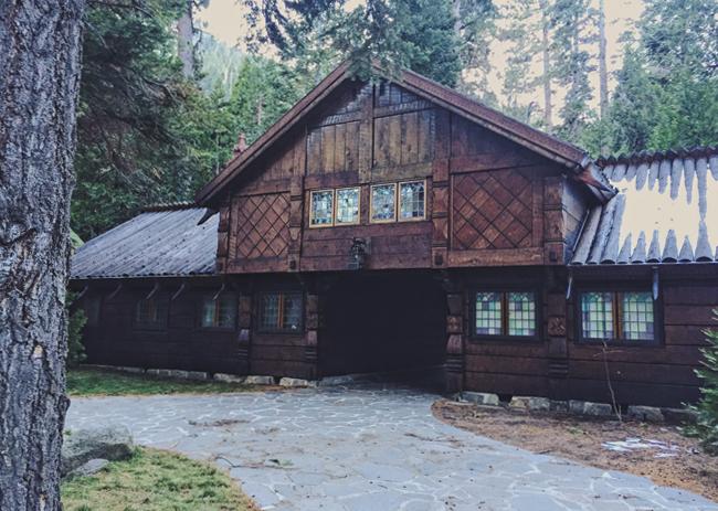 Lake Tahoe Castle