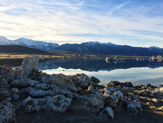 Mountain View, Mono Lake, California