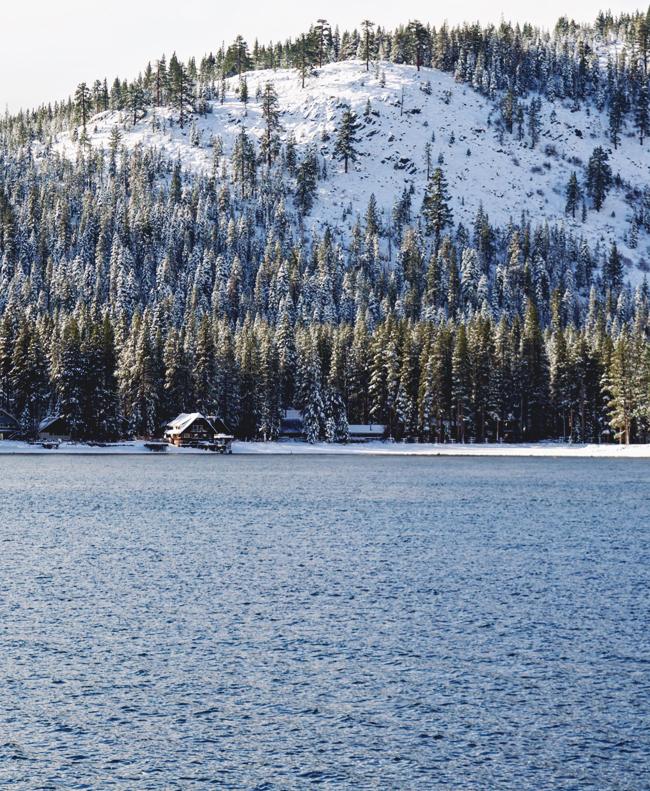 Donner Lake Cabin