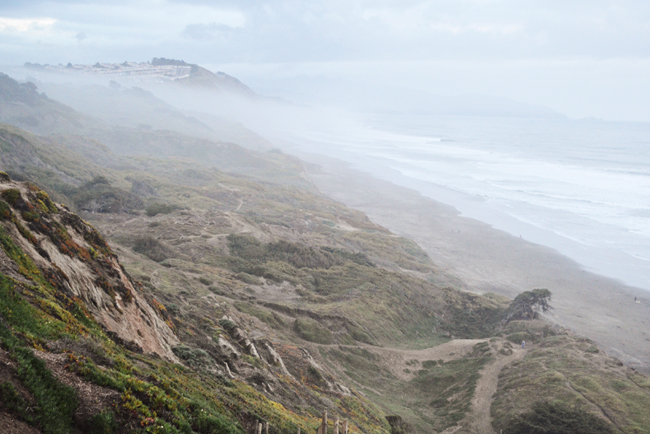 Fort Funston, San Francisco