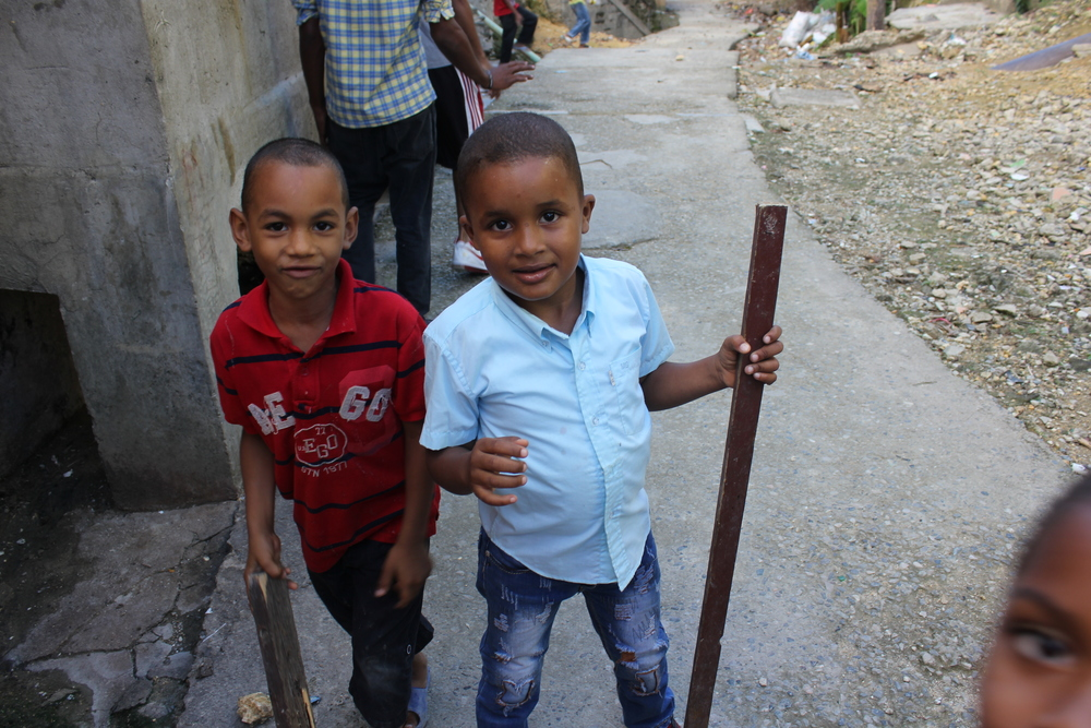 2015 Global Incite Dominican Republic - Santo Domingo visit to provide donations and learn about the people and culture.