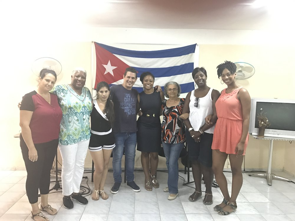 Global Incite, LLC Cuba February 2017