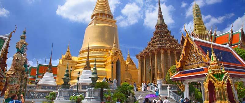 Thailand - April 17-26, 2018