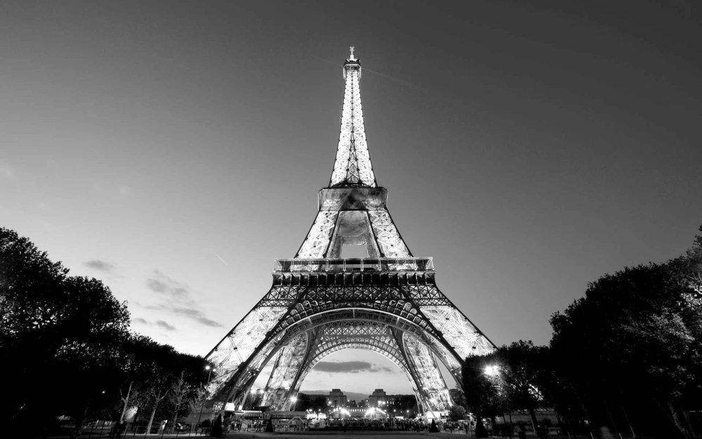 Paris & Senegal -