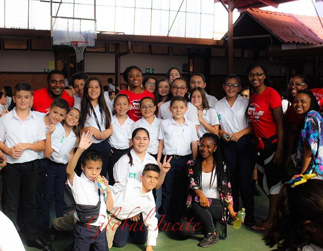 Another humbling experience working with youth in Costa Rica. Spread love. Happy Valentines Day!