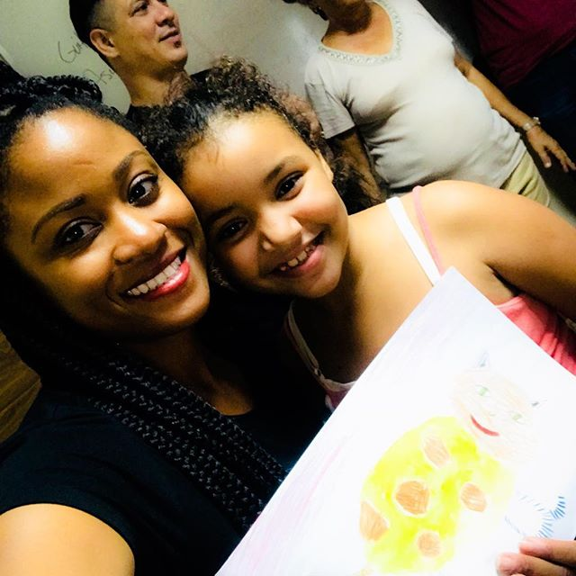 "We've had the pleasure of working with the community-based organization - Todas las Manos during our past two trips to Cuba and we're looking forward to visiting with them again in November! Btw - I'm a dog person, but this cat that she drew for me as a ""thank you"" was perfect! #globalincite #cuba #wedoitall #service #community #culture #adventure #travel #photooftheday"