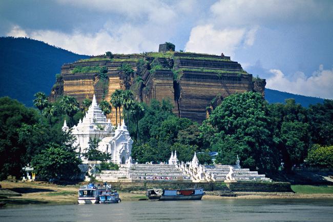 Resultado de imagem para Rio Ayeyarwaddy