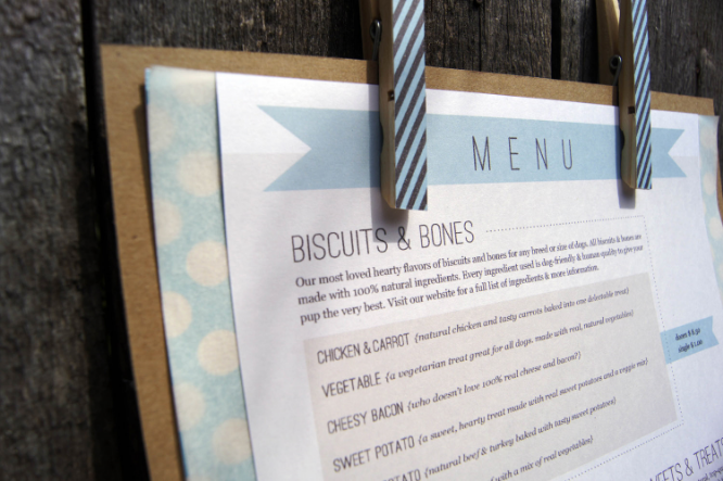 Zoey's Delectable Treats - Samantha Madeo Graphic Design