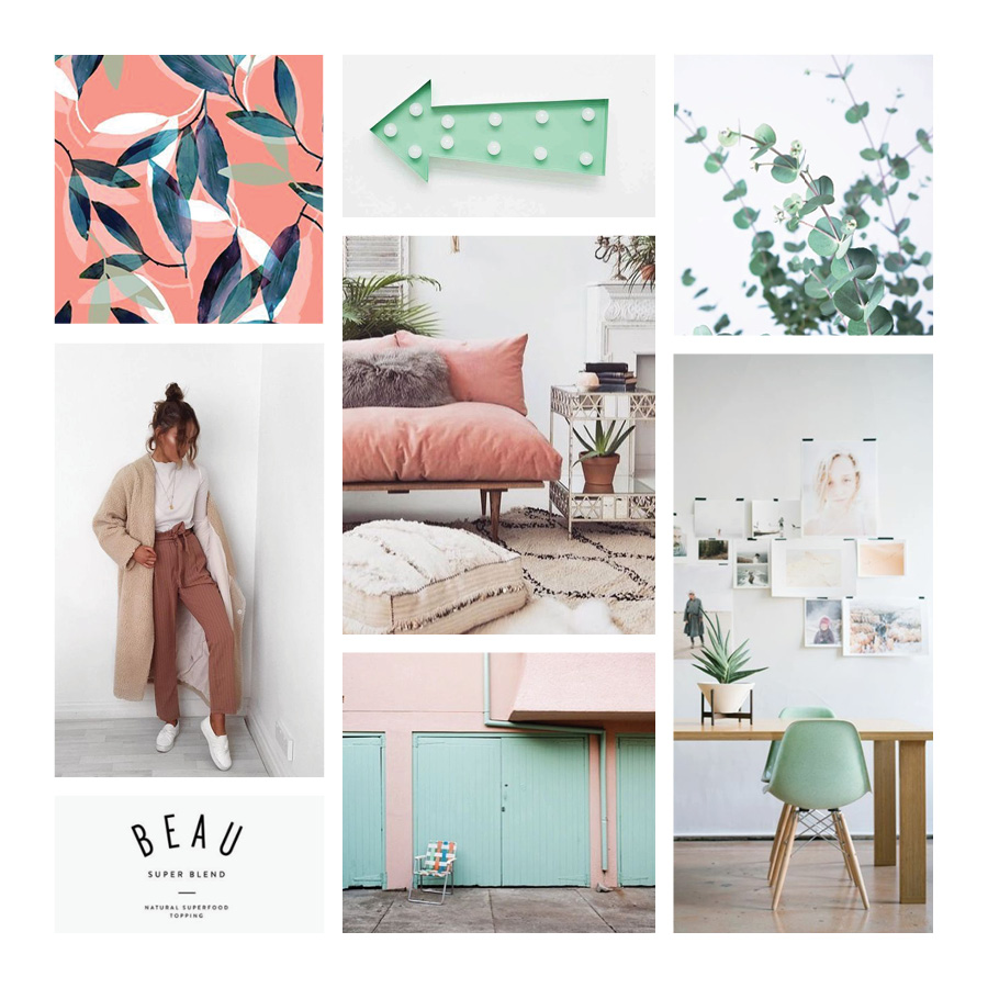 Moodboard Monday: Lively & Optimistic