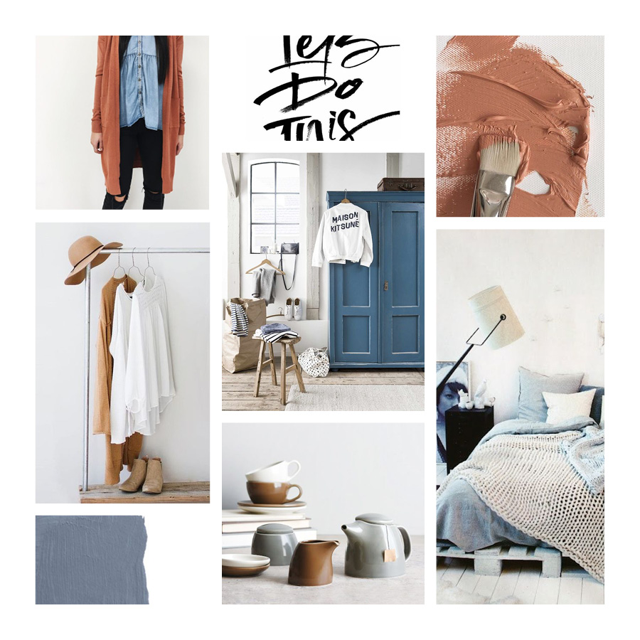 Moodboard Monday: Friendly & Practical