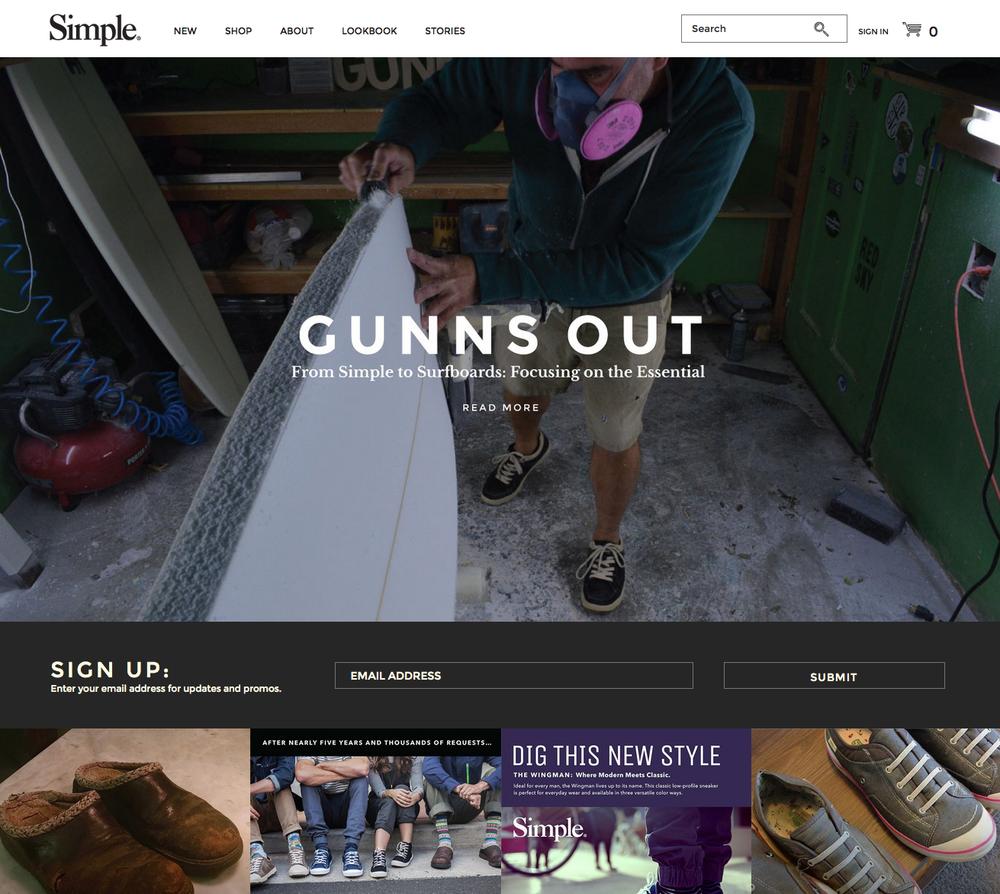 GUNN_Simple_Homepage.png