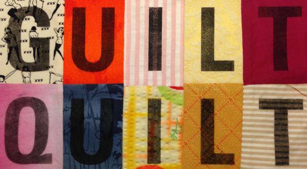 Guilt Quilt - 2015