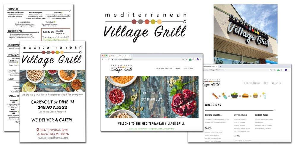 www.mvillagegrill.com