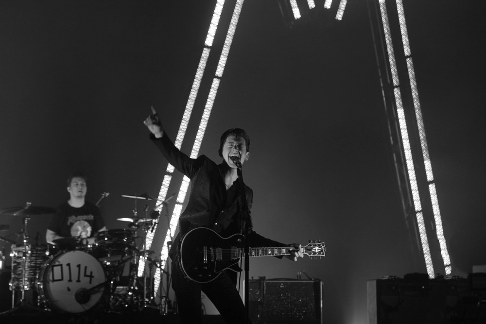 Alex Turner (Artic Monkeys), Wiltern Theater 2013