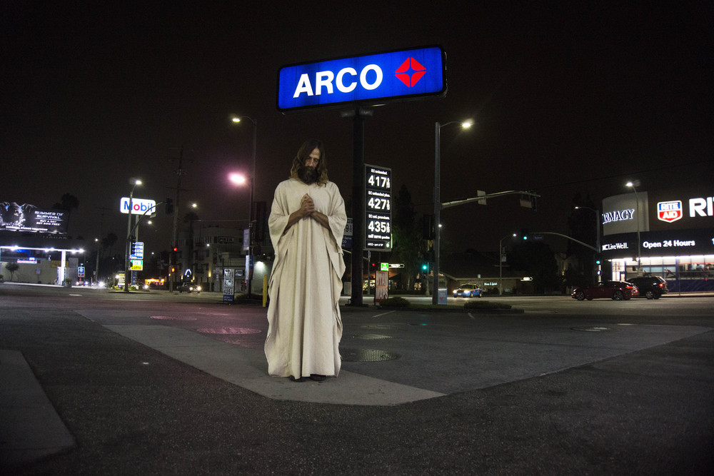 Jesus, Los Angeles 2013