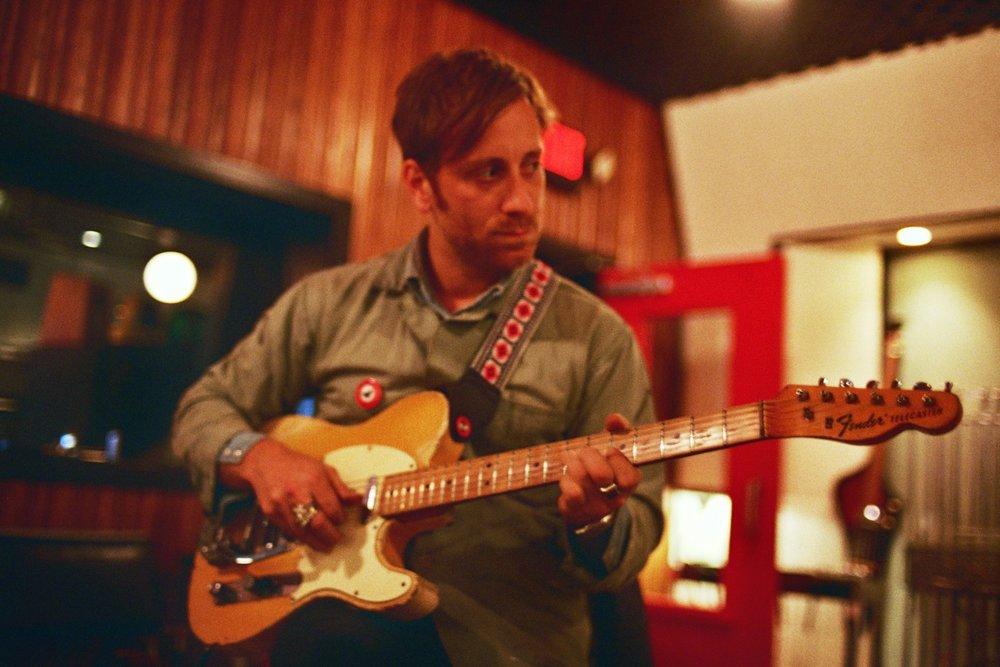 Dan Auerbach | Nashville, Tennessee 2013