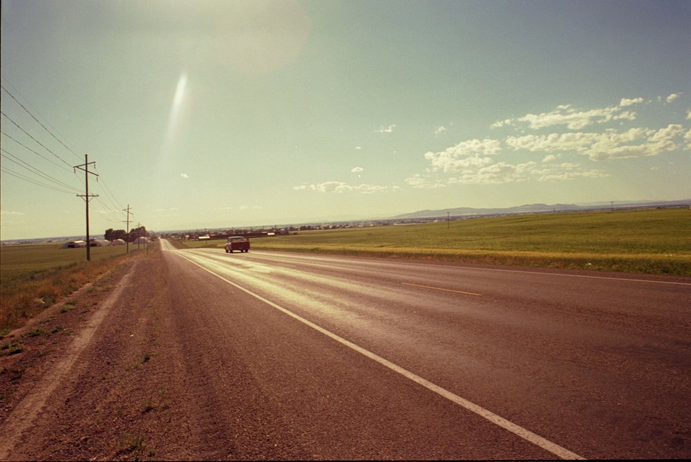 Road | Idaho, 2015