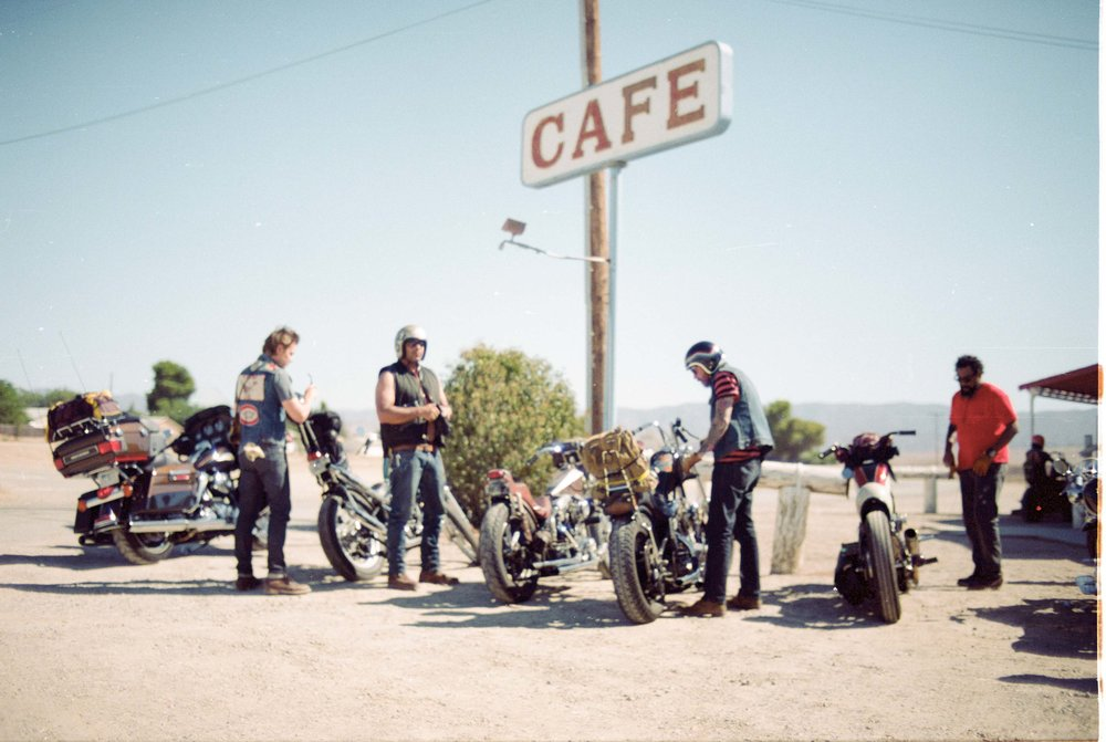 Bikers | California 2013