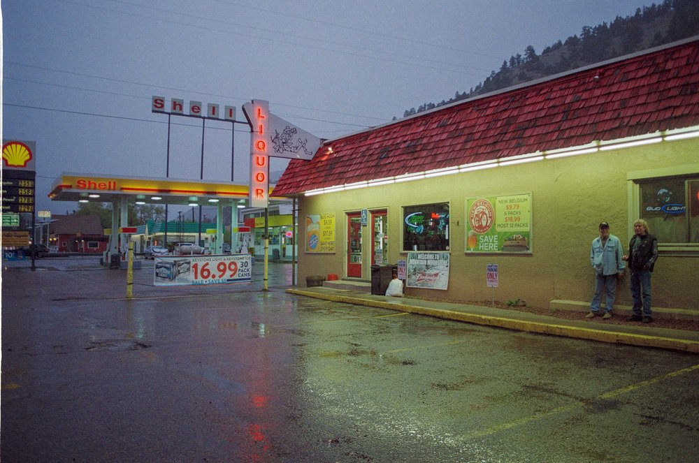 Cold Evening | Idaho Springs, Colorado 2016