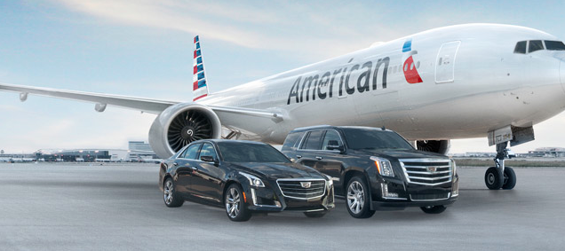 American Airlines & Cadillac have announced a new partnership