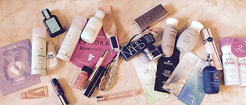 The best travel sized beauty products for your next trip!
