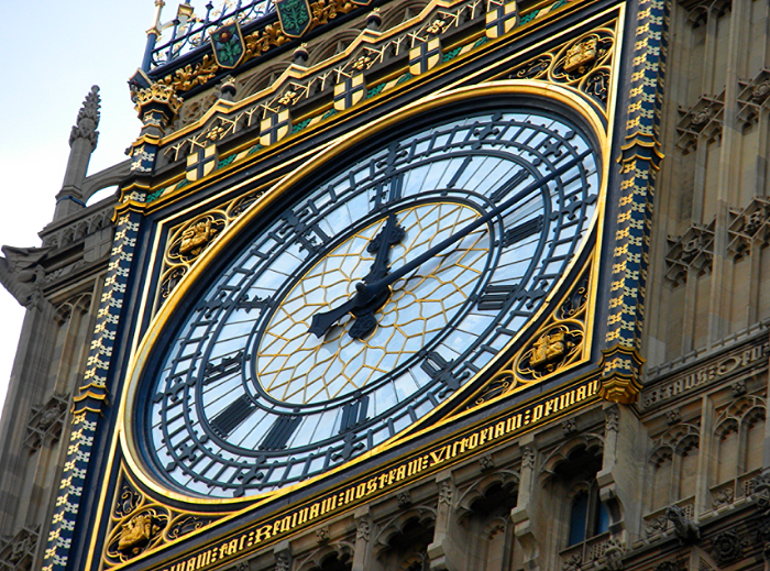 Up close & personal with Big Ben