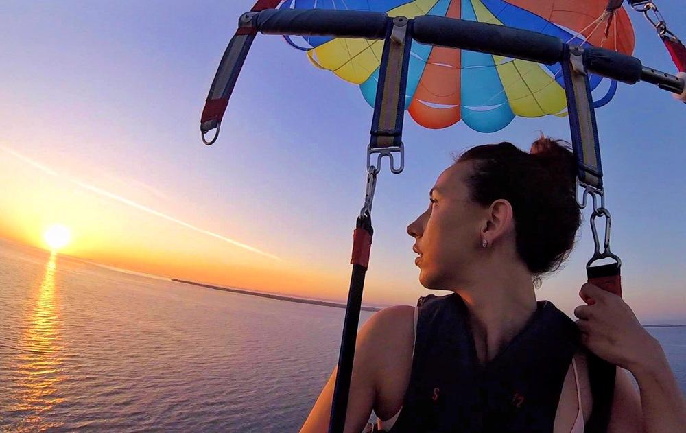 cebu parasailing philippines