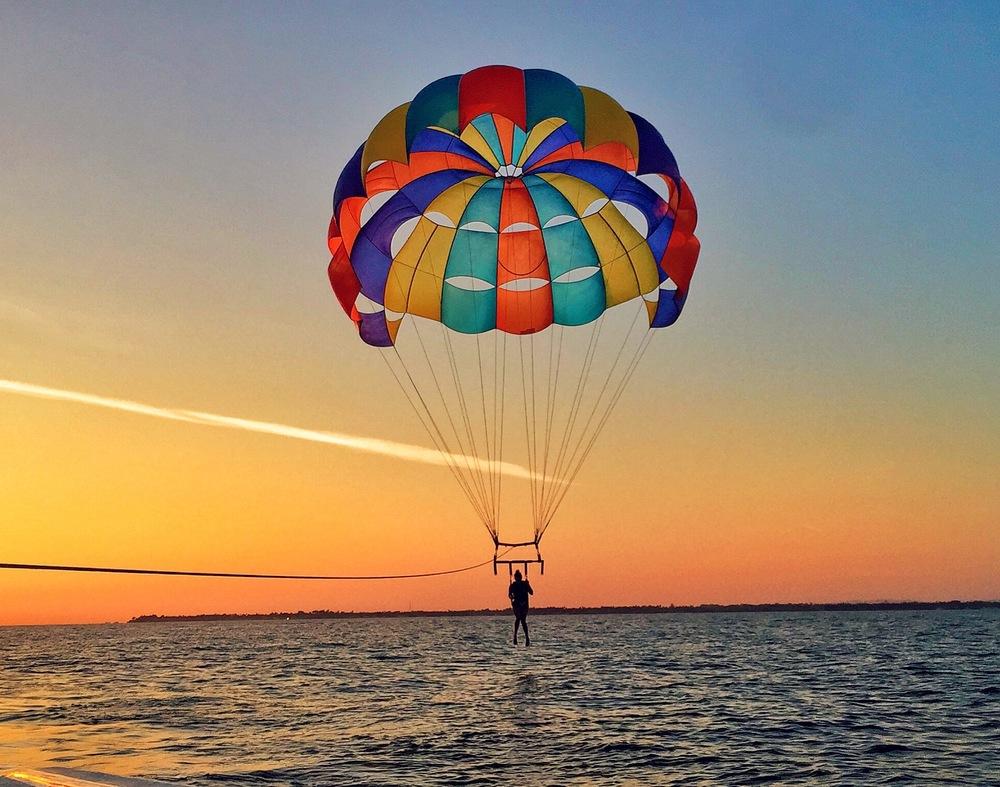sunrise parasailing cebu philippines