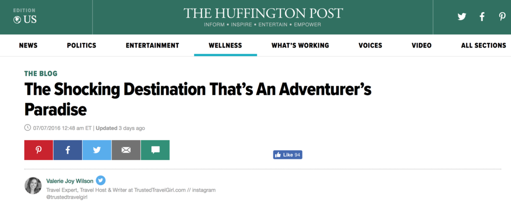 This article originally appeared in the Huffington Post on July 7, 2016