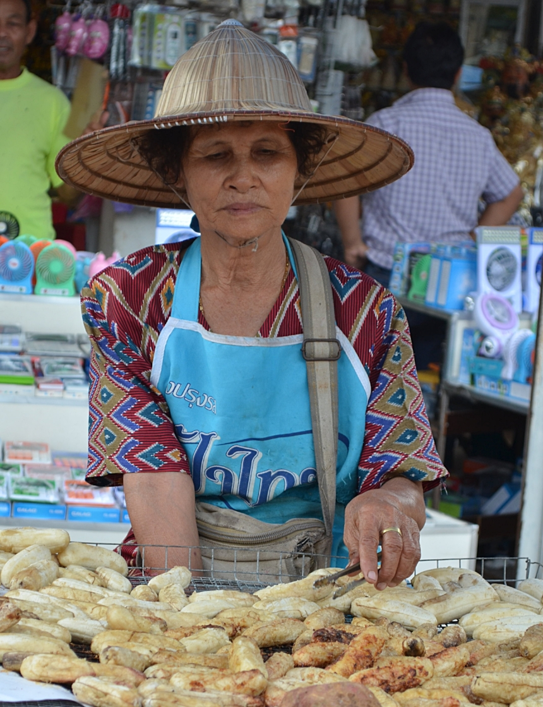 Nong Khai IndoChina Market
