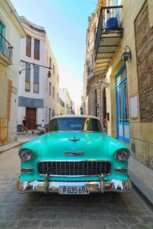 old car havana cuba