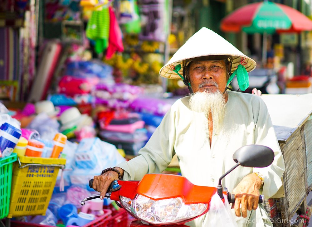 Visiting the Local Market is one of the best things to do in Phu Quoc, Vietnam