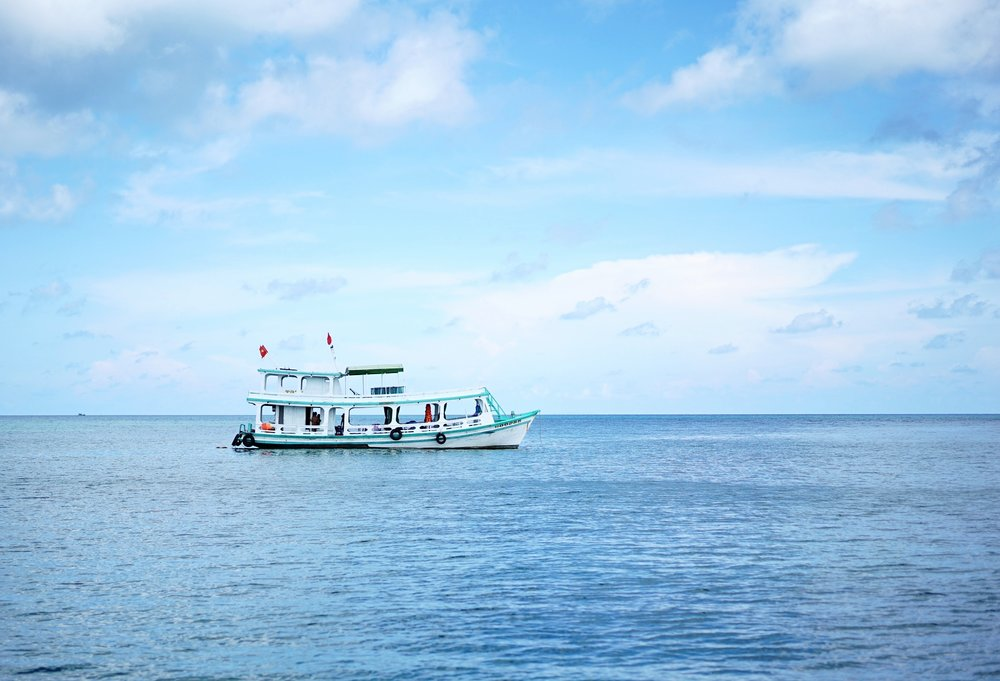Island Hopping is one of the best things to do in Phu Quoc Vietnam