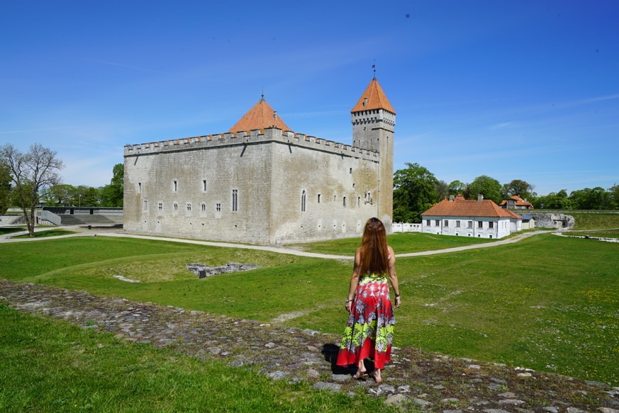 castles in estonia