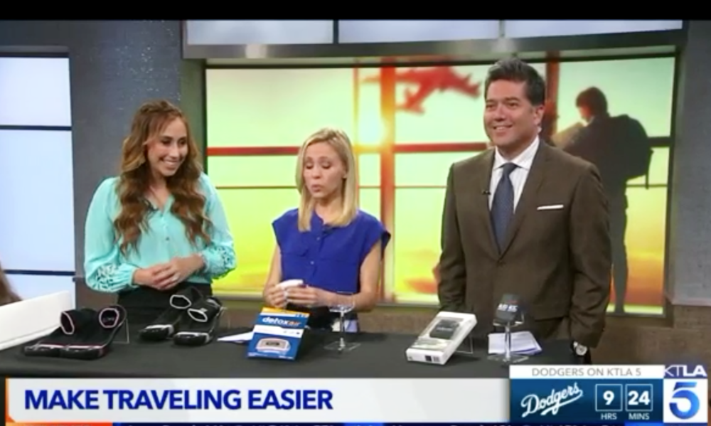 travel ktla segment travel goods show valerie joy wilson morning show los angeles