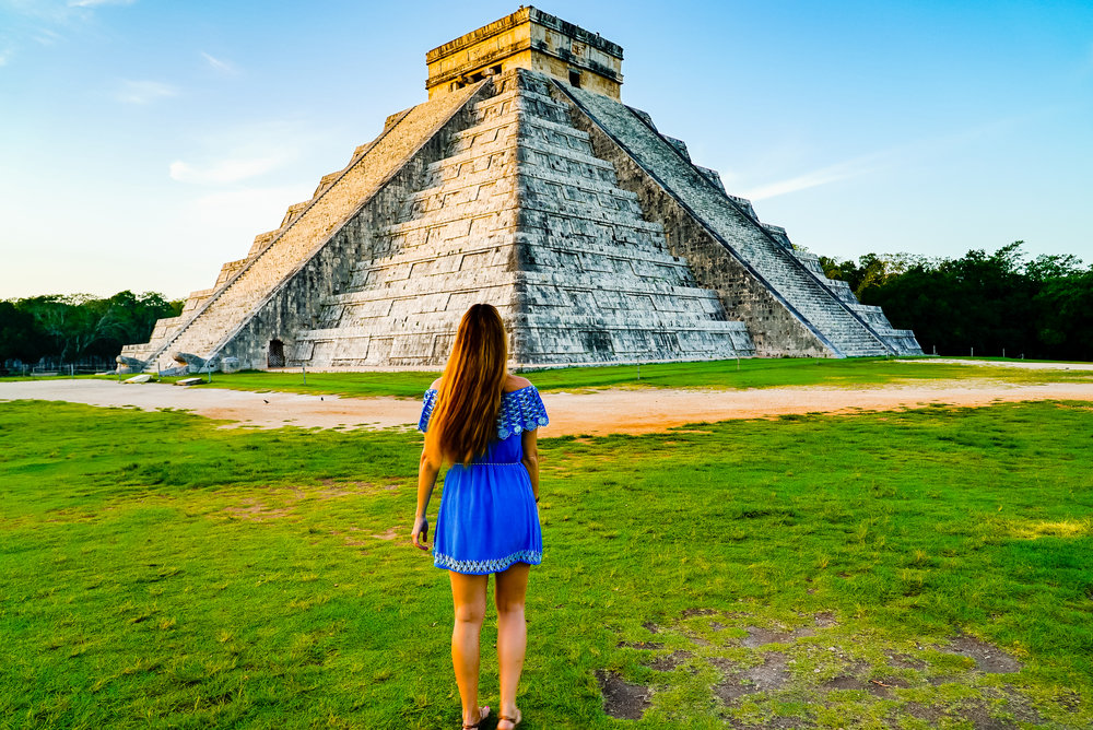 chichen itza trusted travel girl