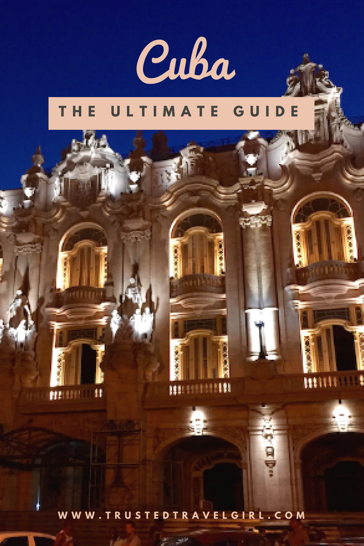 If you're traveling to Cuba for the first time, you need to check out this Cuba travel guide. It has everything a first timer traveler to Cuba needs to know including visas US citizens need for Cuba, how to get to Cuba, where to stay in Cuba, when to visit Cuba, and more! Come check out our ultimate travel guide to Cuba for US citizens and save it to your travel board. #cuba #cubatravel #cubaguide