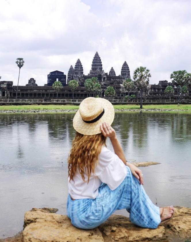 Sunrise at Angkor Wat Best Photos