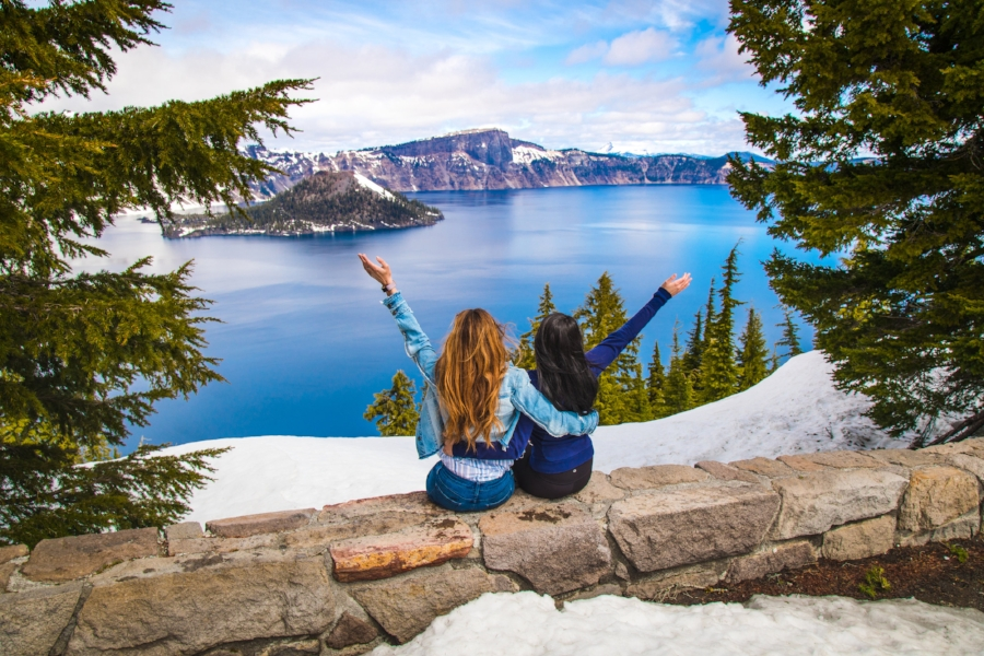 oregon road trip crater lake. best spots for an oregon road trip. oregon roadtrip tips