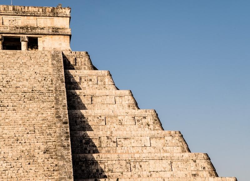 sunrise Chichén Itzá