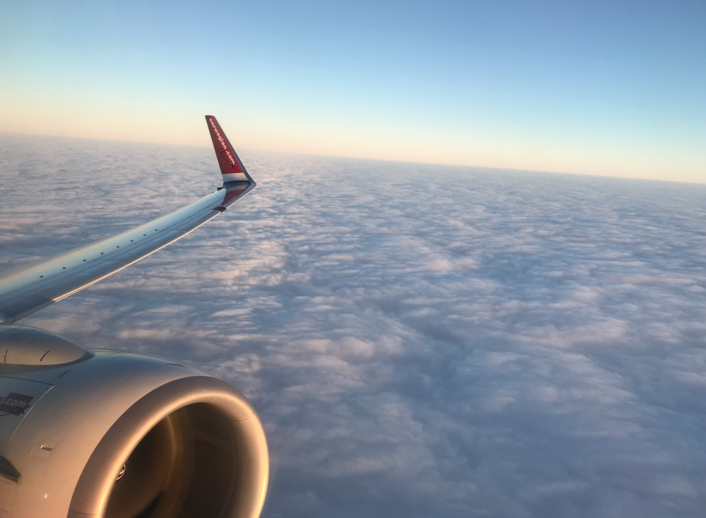 premium cabin review norwegian airlines business class norwegian review