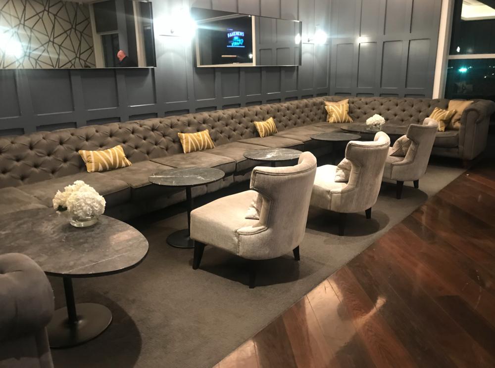 Norwegian Air Premium Cabin Class Review London Gatwick No. 1 Lounge