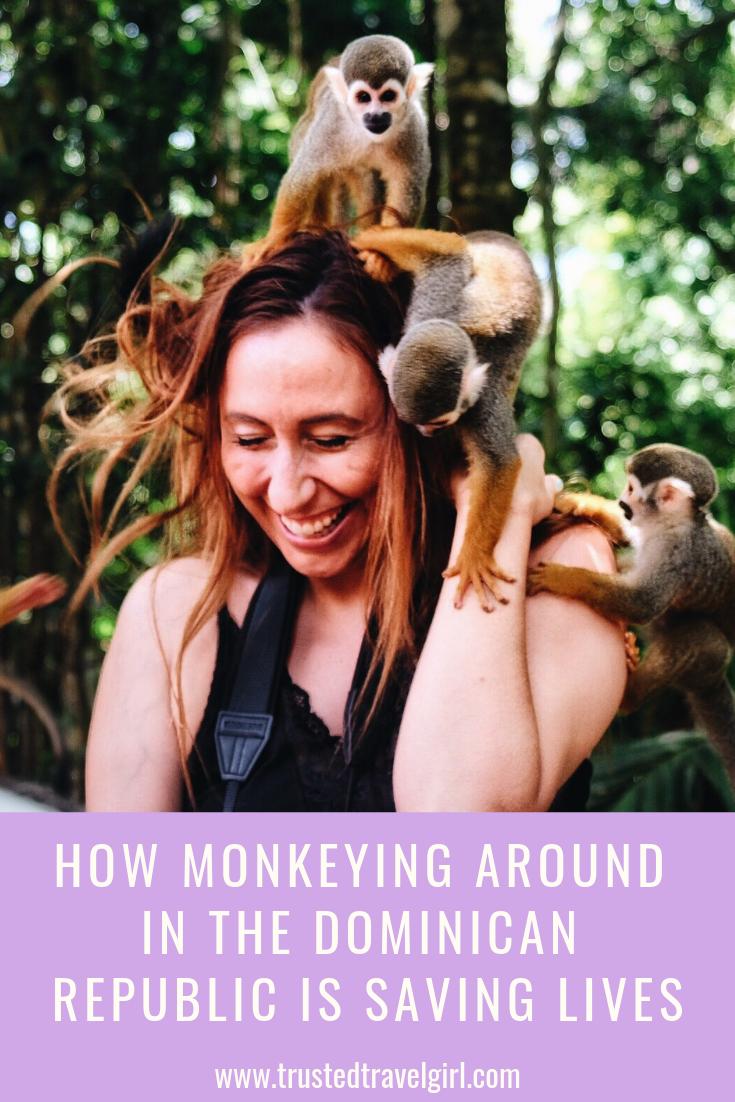 dominican republic monkeys