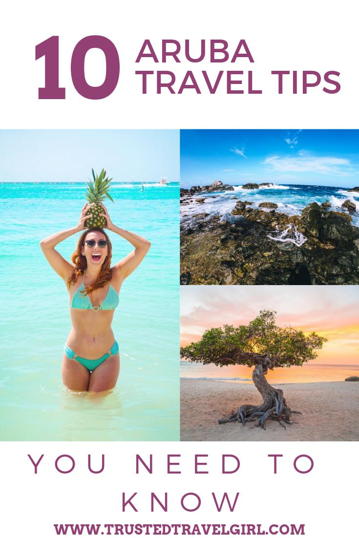 aruba tips for travelers