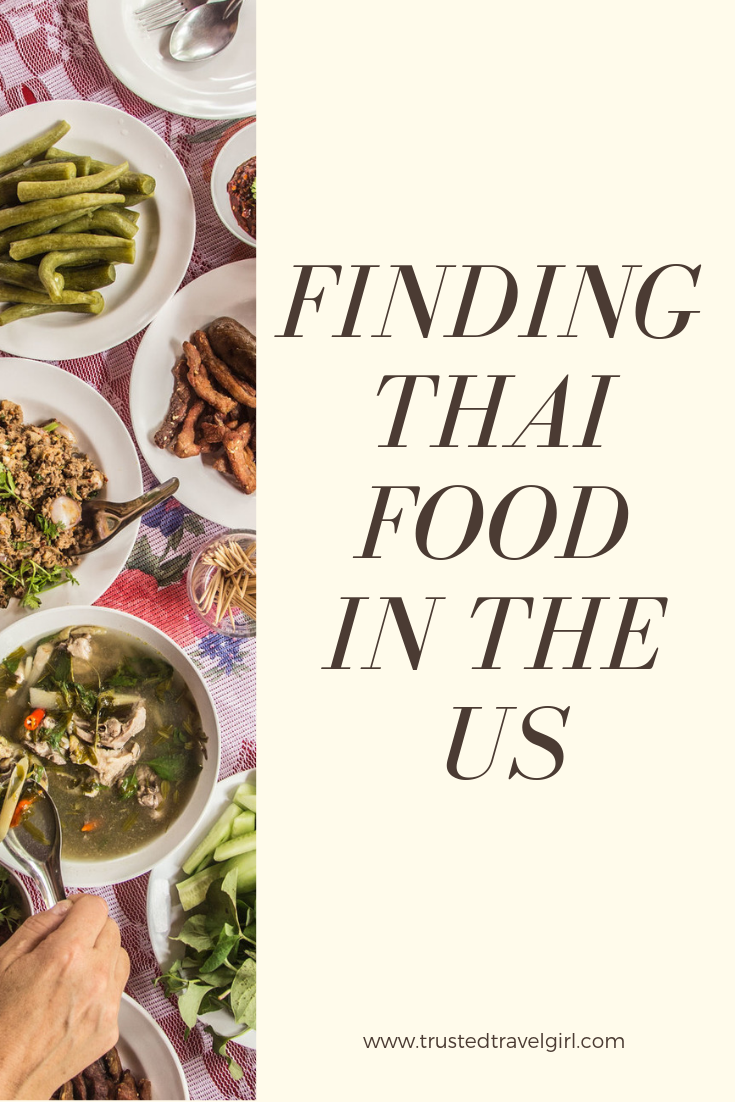 finding authentic thai food